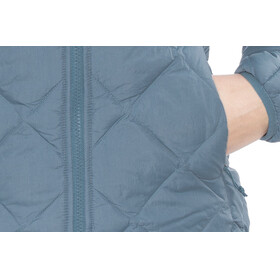 The North Face Peakfrontier Zip-In Reversible Jas Dames blauw